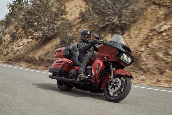 ABS and Traction Control on Road Glide Limited